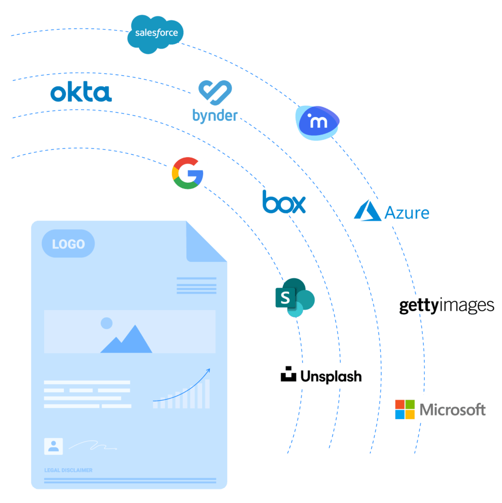 Templafy integrations automates whole document creation workflow