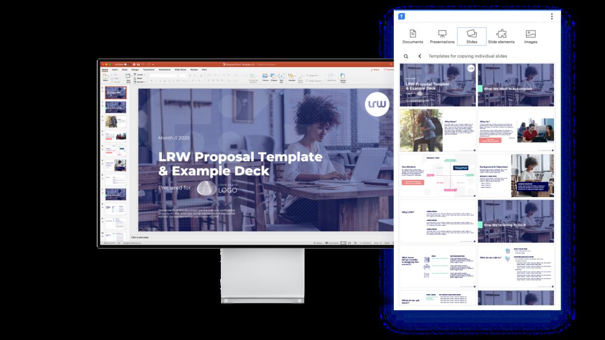 Proposals LRW