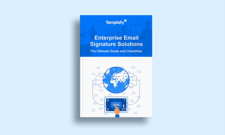 Email signature gids
