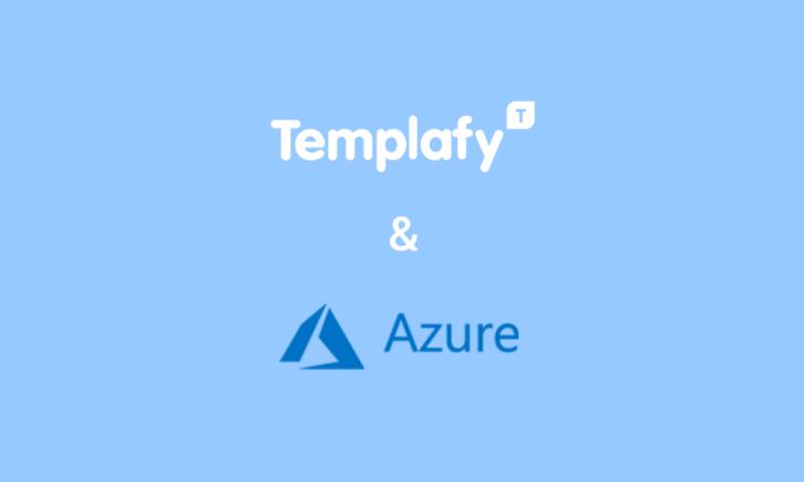 Templafy en Azure