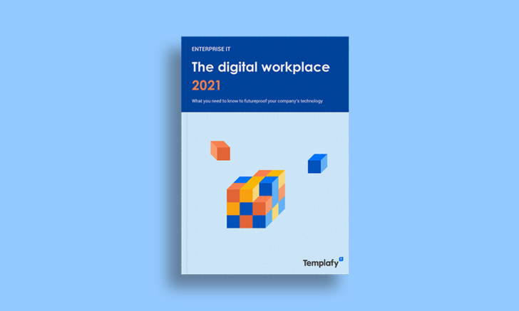 Digitale werkplek 2021 - gids