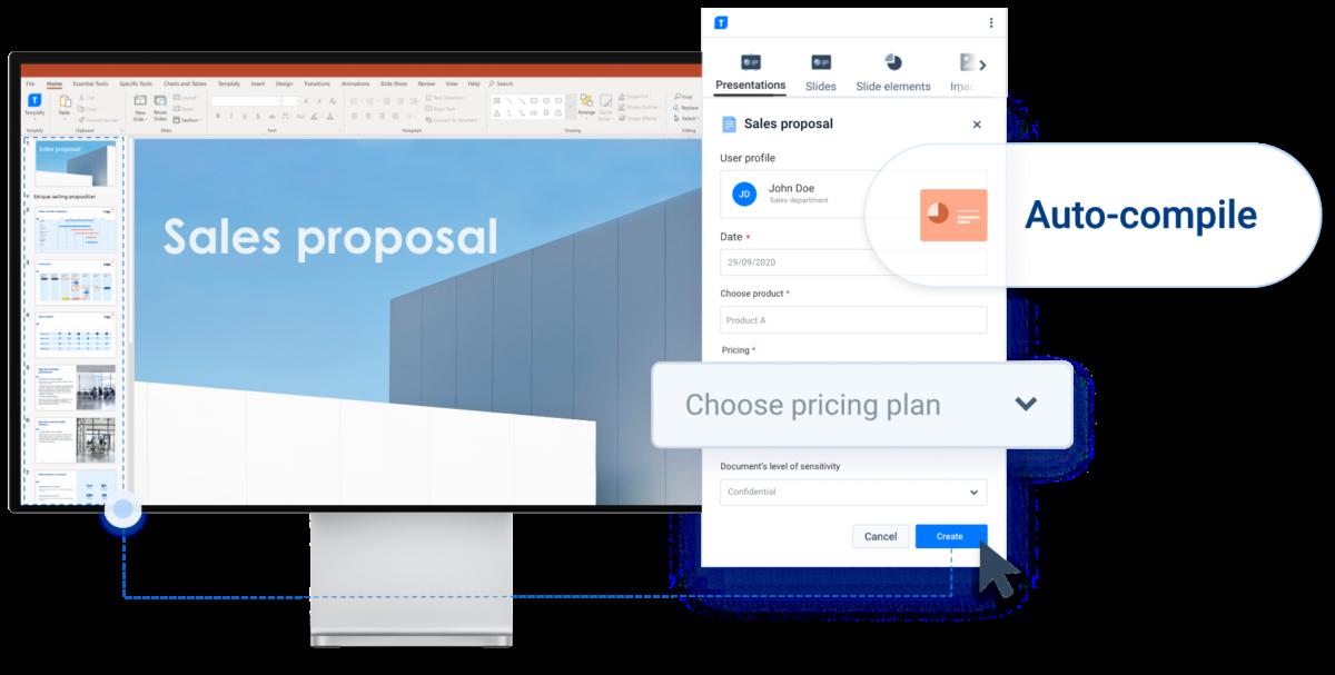 Documentatie automatisering in PowerPoint